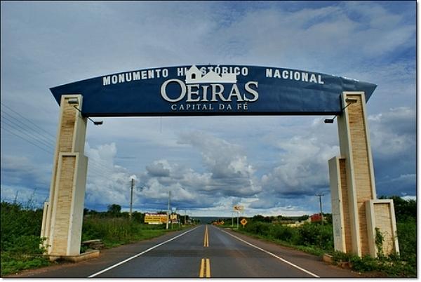 Oeiras recebeu em dez meses 24 milhões de reais em verbas da União