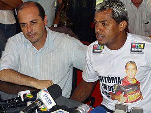 Laudo aponta agressão em mulher que denunciou Marcelinho