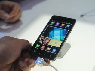 Samsung atualizará Galaxy para Android 4.0 no início de 2012