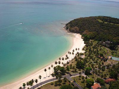 Conheça a base militar paradisíaca onde Dilma vai passar férias