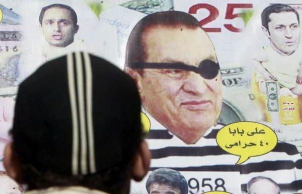 Após atraso, Egito recomeça julgamento do ex-ditador Mubarak