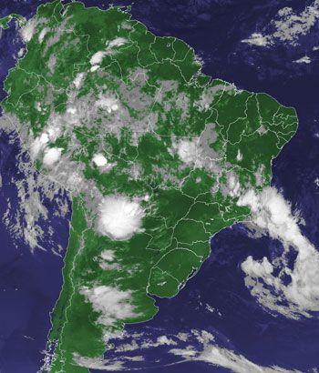 Chuvas na virada só mesmo no sul do Piauí, diz metereologia
