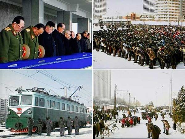 Com três minutos de silêncio, luto de 13 dias se encerra na Coreia do Norte