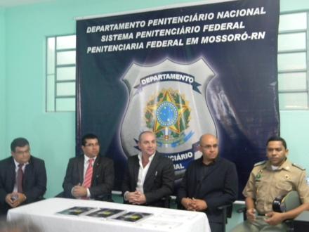 Secretário visita Sistema Penitenciário de São Raimundo Nonato