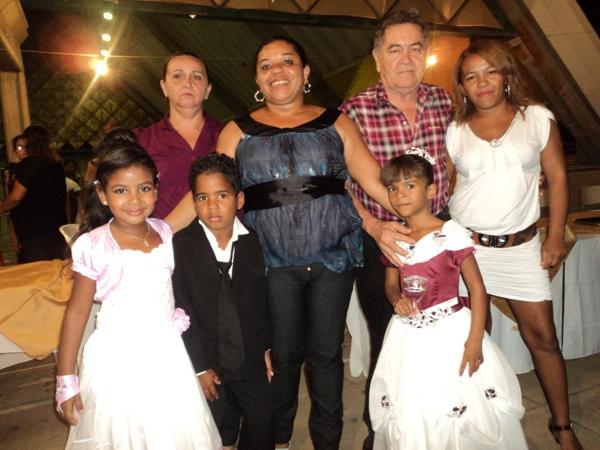 Formatura dos Doutorandos do ABC da Unidade Escolar Oto Martins Veloso