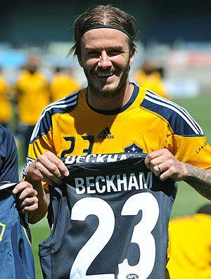 Beckham nega acerto com PSG e diz negociar com vários clubes