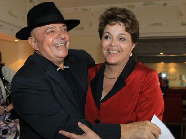 Presidente Dilma se encontra com Lula em hotel em São Paulo