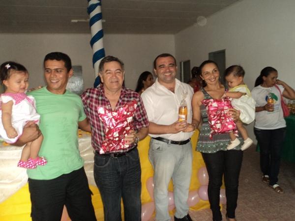 Secretaria Municipal de Saúde Realiza Semana do Bebê