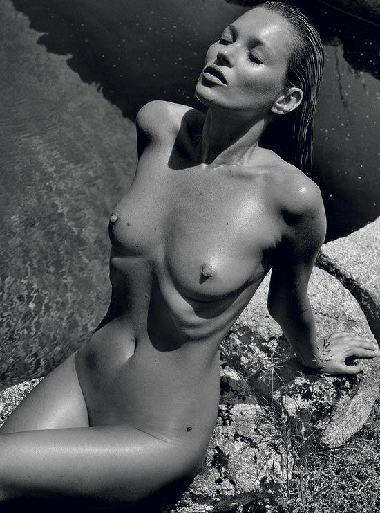 Calendário Pirelli 2012 traz Kate Moss nua; veja galeria