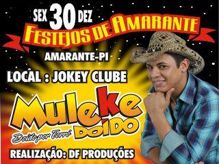 30 de dezembro: Muleke Doido, no Jóquei Clube, confira!