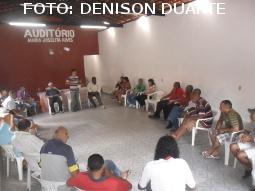Diretório Municipal do PT se reúne e discute sobre o grande encontro do próximo dia 16