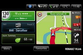 Francesa Renault utilizará tablets em seus próximos automóveis