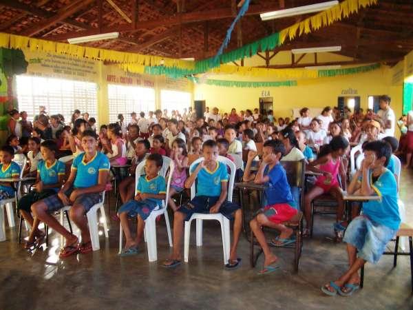 SMEDUC Incentivou as Palestras nas Escolas