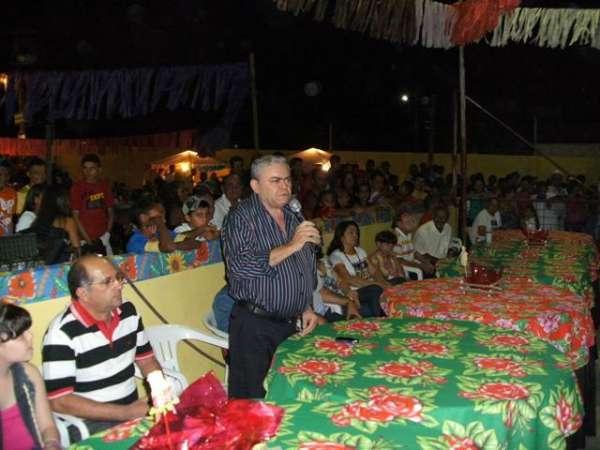 Décimo nono encontro de folguedos de Canto do Buriti