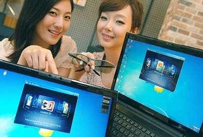 LG lança o Xnote A530, mais um notebook 3D e com duas webcams