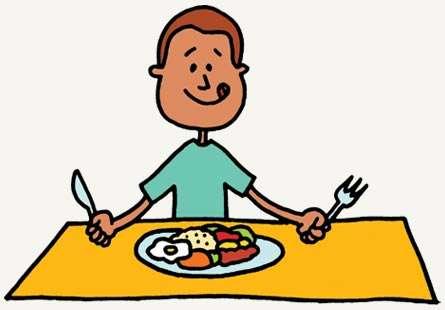 A incrível diferença entre comer e alimentar-se