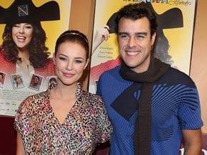 Paola Oliveira nega romance com ex-namorado de Thais Fersoza