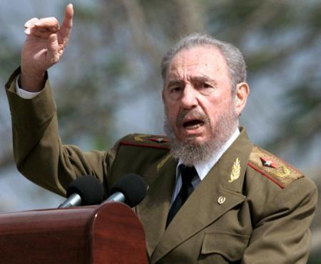 Fidel Castro ataca Barack Obama e política dos Estados Unidos