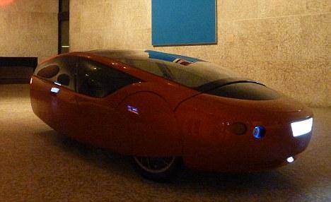 Confira fotos do Urbee, primeiro carro com impressão em 3D