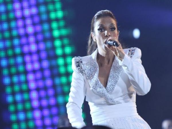 Ivete Sangalo agita multidão do Rock in Rio com seus sucessos: