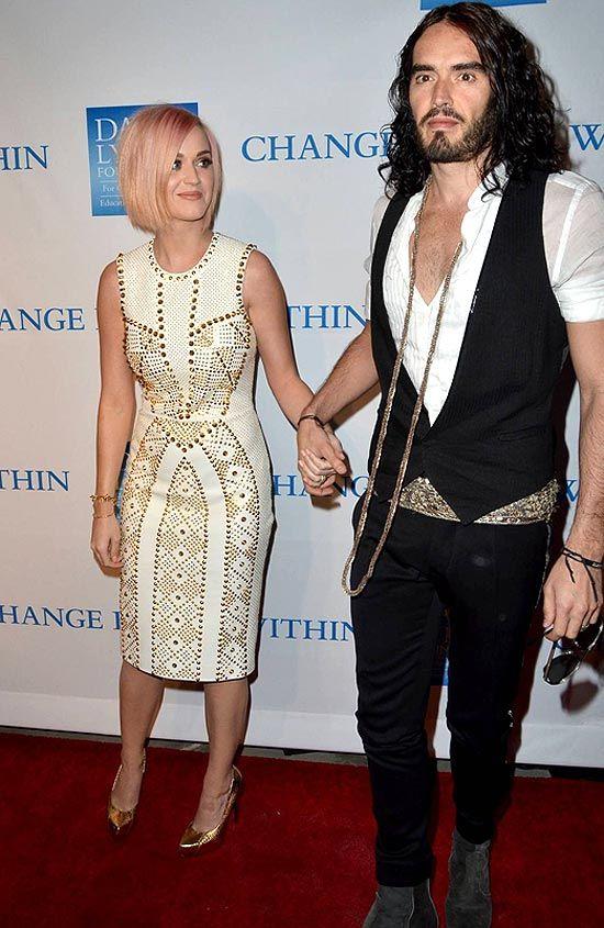Ex de Katy Perry quer divórcio da cantora por ser muito baladeira