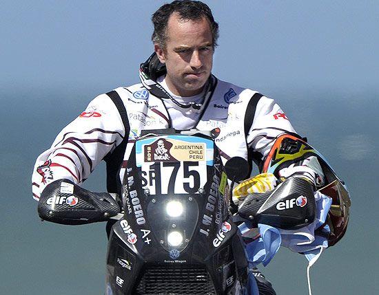 Piloto argentino morre ao sofrer acidente em etapa do Rali Dacar