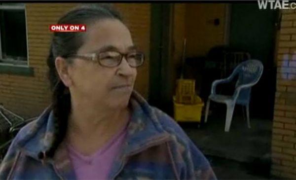 Vovó de 67 anos diz não saber que tinha pés de maconha  em casa