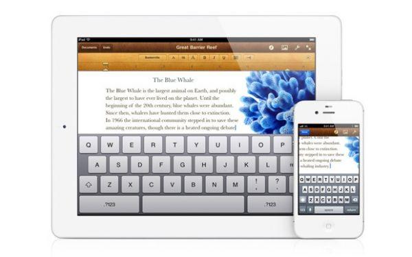 Targus trabalha em sistema de reconhecimento de escrita para iPad