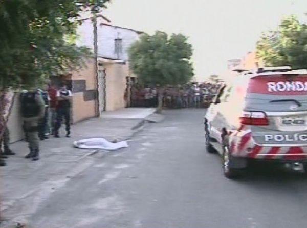 CE: Filha de policial de 12 anos é assassinada com tiros na cabeça