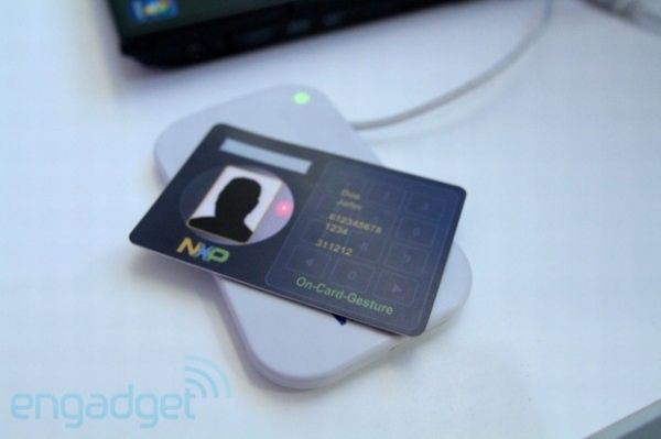 Novos ?smartcards? trarão mais segurança com auxílio do NFC
