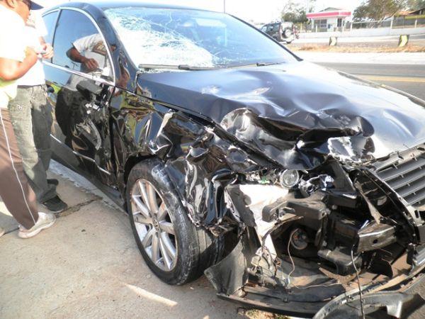 Acidente grave resulta em vítima fatal na BR-343