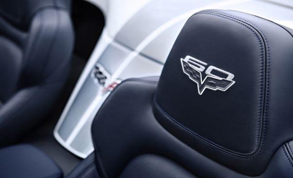 Chevrolet Corvette ganha edição de 60 anos, revela General Motor