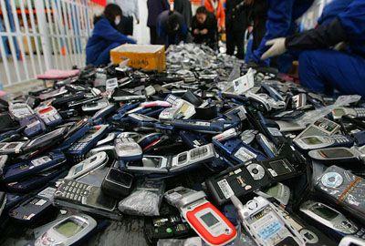 Governo quer elevar fiscalização contra os celulares