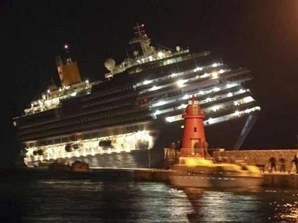 Havia brasileiros no navio que naufragou na Itália, diz Itamaraty