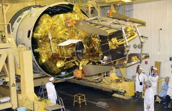 Fragmentos de sonda espacial caíram no Oceano Pacífico, diz Rússia