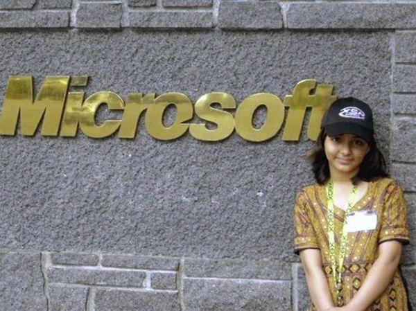 Menina prodígio da Microsoft morre de infarto aos 14 anos