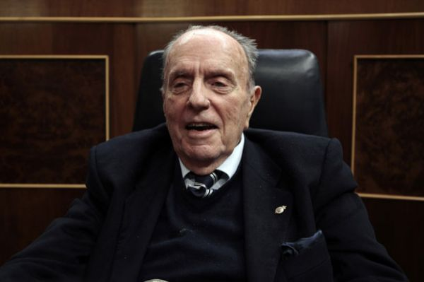 Morre Manuel Fraga, último político sobrevivente da ditadura de Franco