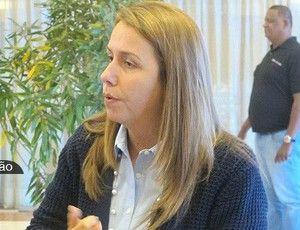 Patricia Amorim convoca coletiva para falar sobre Thiago Neves