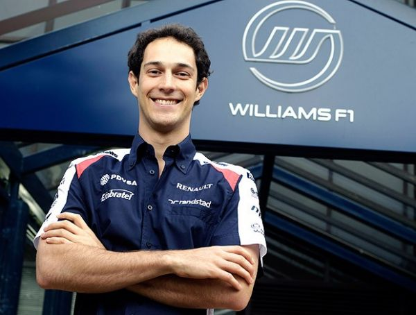 Bruno Senna assina contrato com a Williams e fica no lugar de Rubinho