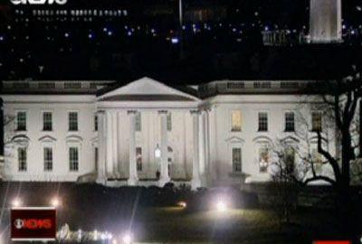 Casa Branca é fechada após suspeita de bomba de fumaça