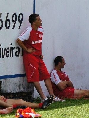 Inter teme perder a ?alma do time? D?Alessandro antes da Libertadores