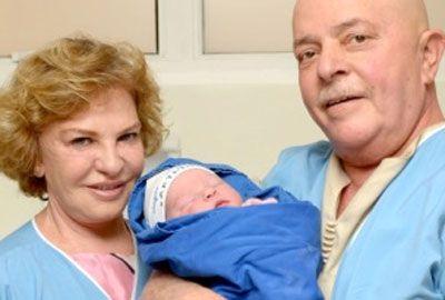 Nasce Arthur, neto do ex-presidente Lula e Dona Marisa
