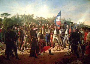 Hístória:A guerra da Cisplatina ou campanha da Cisplatina