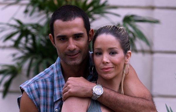 Daniele Winits e Marcos Pasquim terminam namoro não-assumido