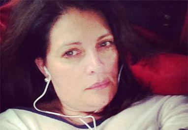 Sônia Lima é internada em hospital no Rio com gastroenterite