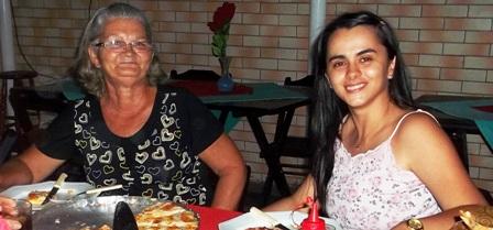 Muitos Anos de vida para a jovem Maria da Gloria Castro.
