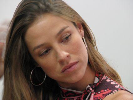Luana Piovani contra-ataca provocação de Datena