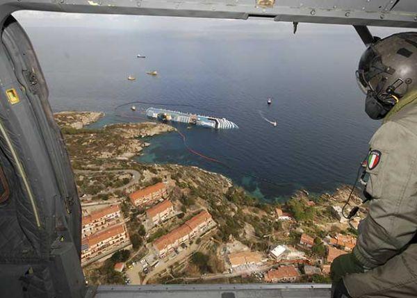 Empresa anuncia indenização de 11 mil euros a passageiros de cruzeiro