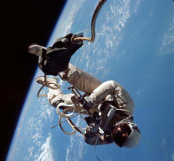 Fotos inéditas da Nasa mostram fase pioneira da exploração espacial