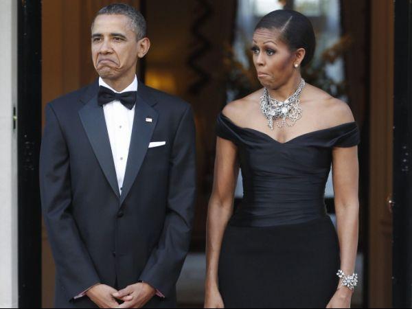 Michelle Obama gastou R$ 87 mil em lingerie, diz jornal